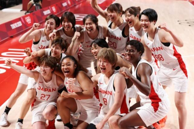 中国篮球应该向日本学习 日本在奥运会上的表现说明了一切!