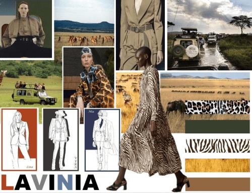 Lavinia 21秋季LVN产品系列——东非游猎