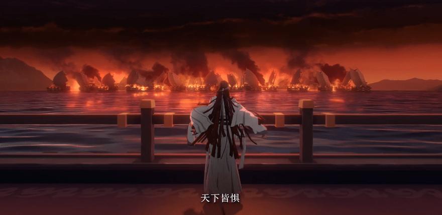 图片[11]-真·还原历史!大佬硬核复刻火烧赤壁,狂肝一月做的船说烧就烧!-妖次元