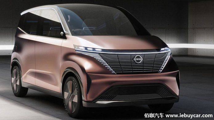 日产将在日本市场推新型电动车 或名kei汽车/配备20千瓦时电池组