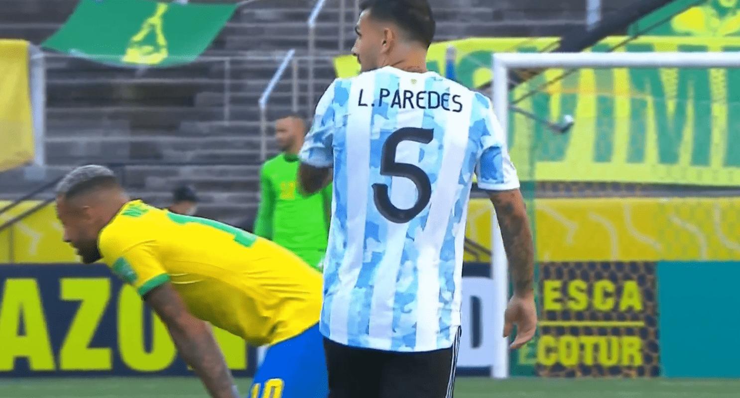 """闹剧!巴西卫生官员进场""""抓""""阿根廷4人,梅西称被耍了"""