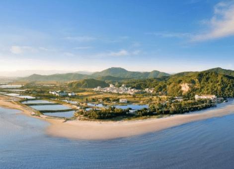 福州金辉金茂府分享   选择福州海岛游的理由