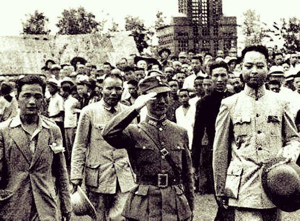 赢咖5注册武汉会战有多惨烈?日军谎称伤亡32000人,结果一度丧失进攻能力(图5)