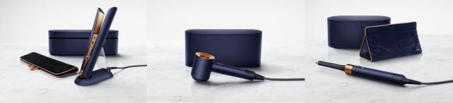 全新色彩工艺,演绎戴森科技|戴森发布限量普鲁士蓝配色礼盒