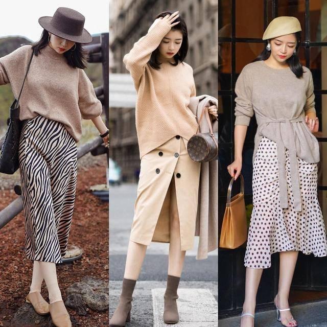 """原创             建议三四十岁的女人,穿衣搭配多学""""三木"""",高级时髦又洋气"""