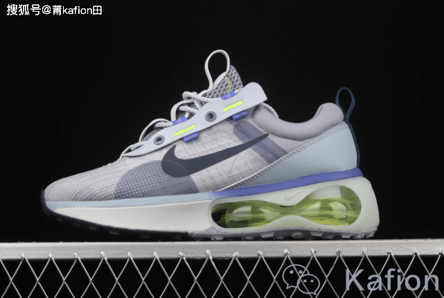 nike Air Max 2021 耐克新款气垫缓震跑鞋 增高休闲鞋