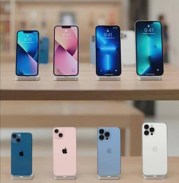 iPhone13系列大降价是苹果良心?其实是国产手机的功劳