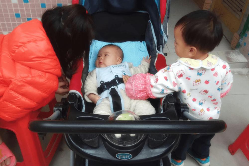 宝宝什么时候能出门?和出生时间长短关系不大,满足这个条件就行