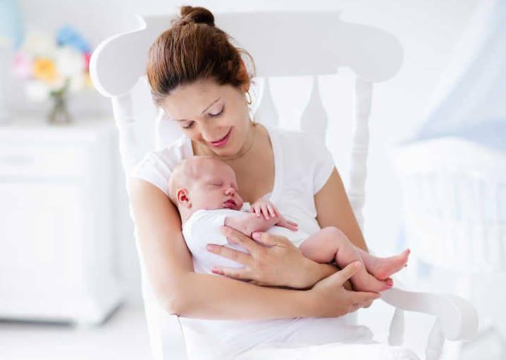 宝宝抱着摇晃是正确的做法吗?