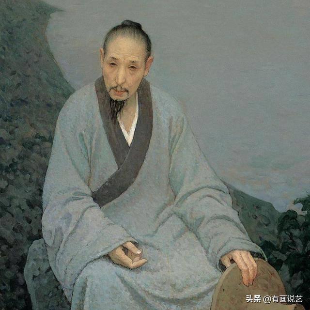 """八大山人算什么,来看看宋庄""""九大山人"""",一幅画要卖1亿"""