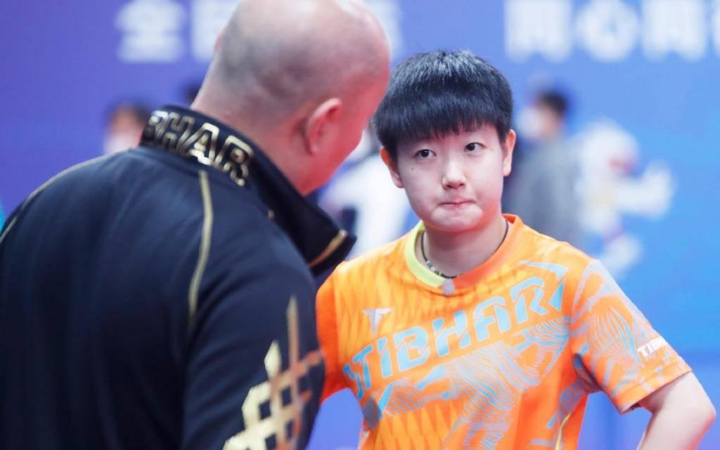 乒乓球世界排行榜_全运乒乓女单八强出炉,正好是世界排名靠前的八位选手晋级