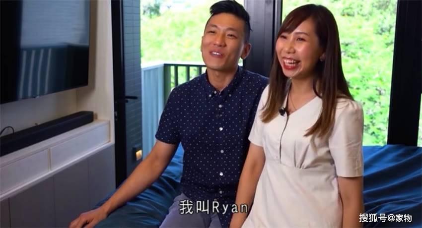 香港小夫妻花400万买23㎡房,空间不大却格外温馨,超有生活气息