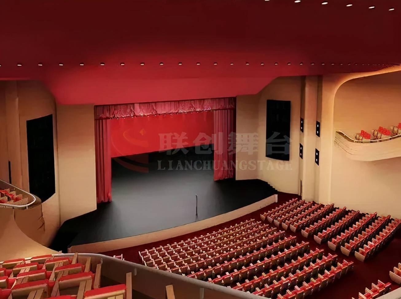 舞台上不可缺少的置景提升设备——吊杆、钢丝绳的选择