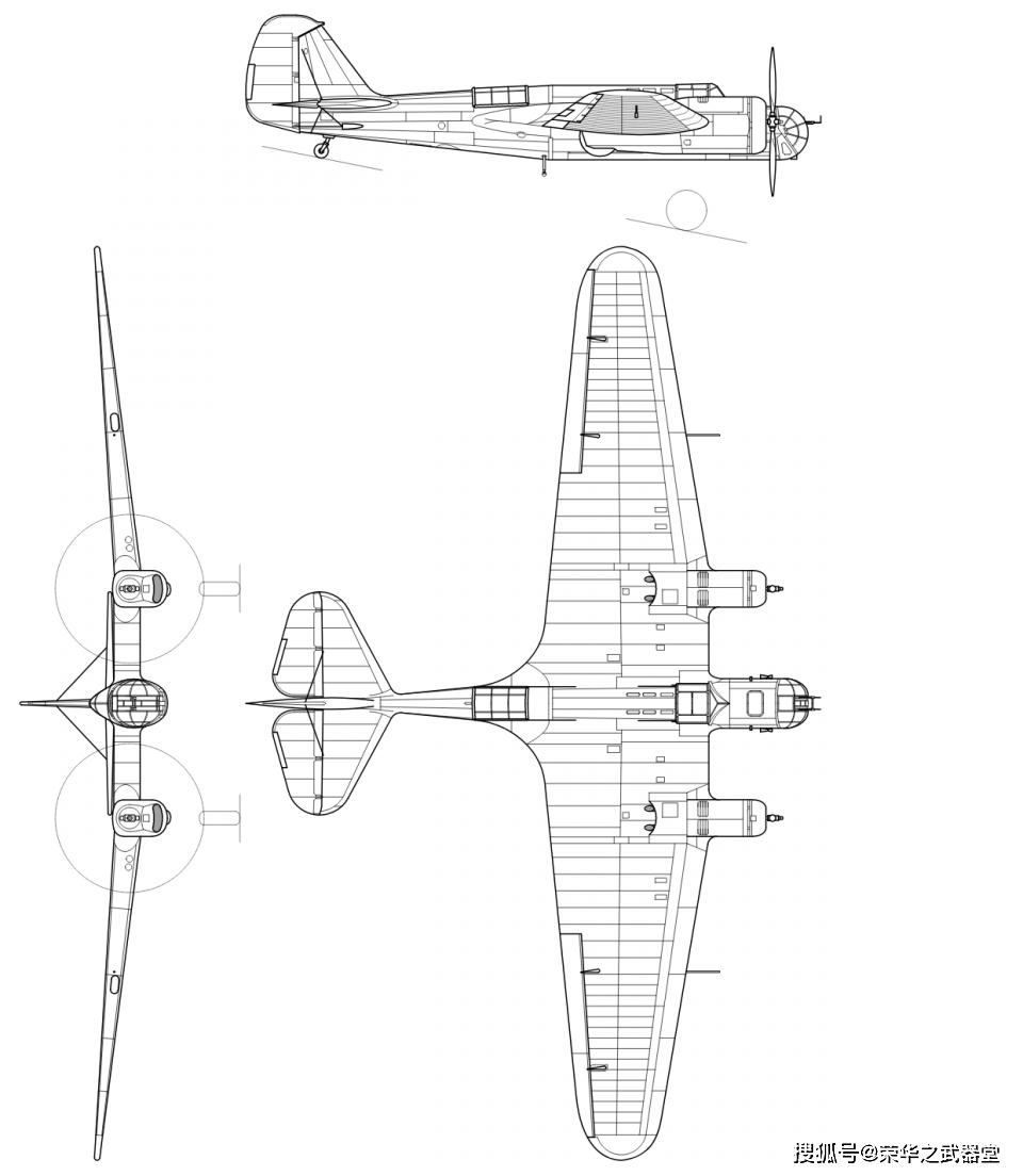 二战前苏军斯勃轰炸机,速度不低于战斗机,轰炸机装备比例94%