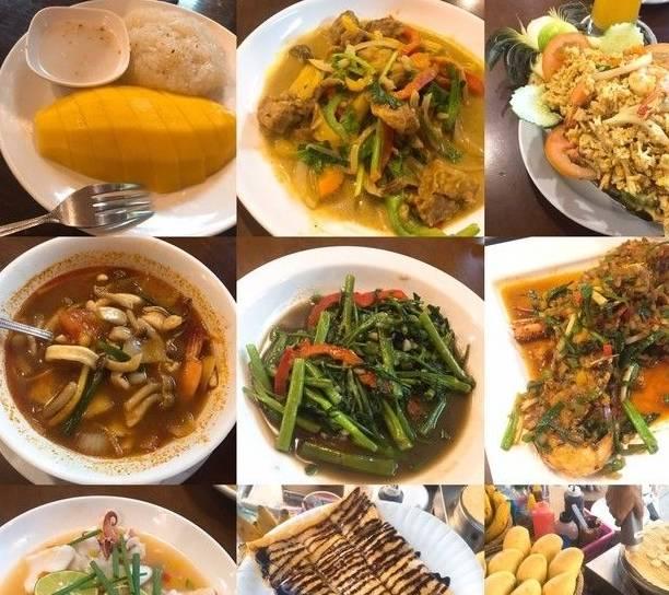泰国必吃美食和踩雷!吃货朋友跟上队伍,超详细曼谷旅游攻略