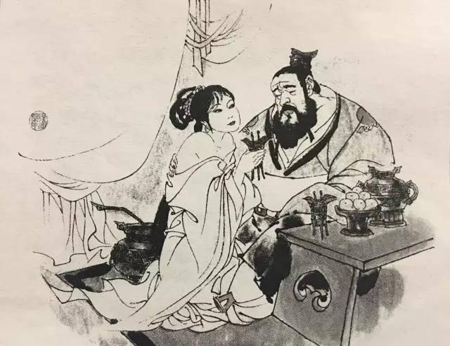 晋文公成语故事(2)