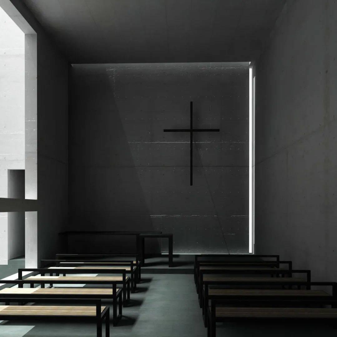 """安藤忠雄礼堂四部曲之""""诗之礼堂""""重磅发布"""