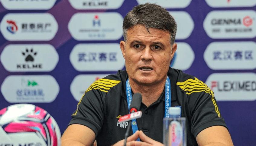 佩德罗:武汉三镇全胜结束第3阶段,接下来备战计划足协杯目标是