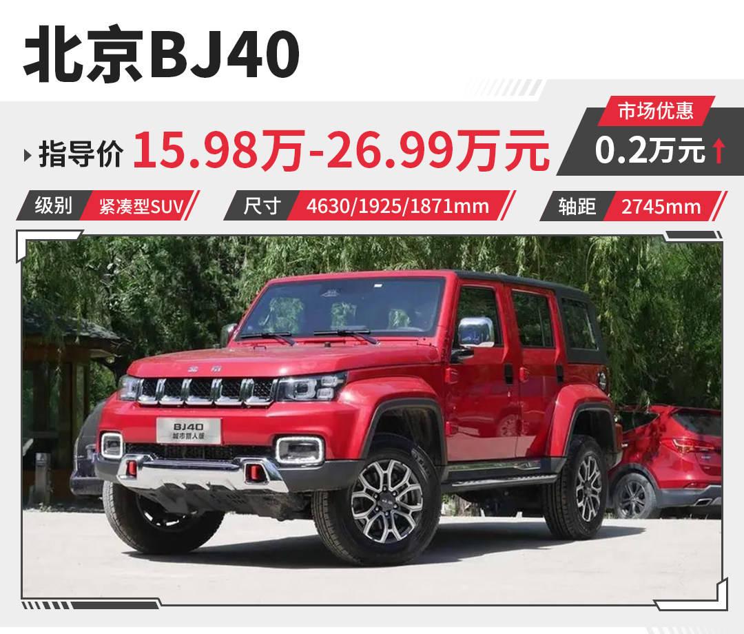 |这三款中国硬派SUV实力都超强!价格是普拉多牧马人一半