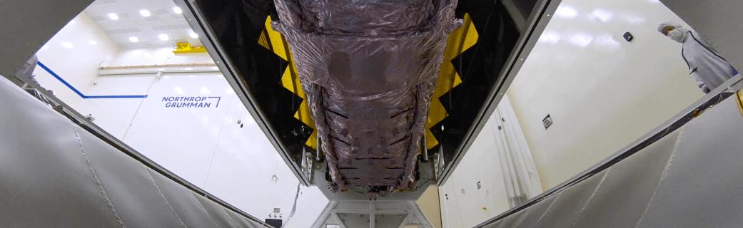 如何将世界上最大的太空望远镜运送到大洋彼岸 5,800 英里