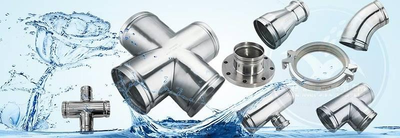 不锈钢沟槽式管件的连接步骤及使用原理!