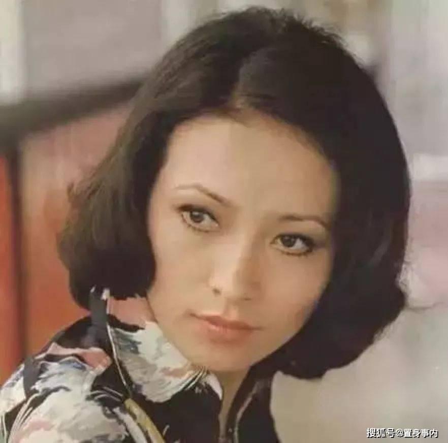 """""""侠女""""徐枫:16岁出道,嫁债主,成就陈凯歌,她的上位史太精彩"""