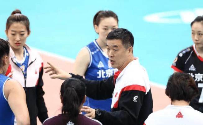 北京女排新外援确定!世界杯最佳接应强势加盟,有望进入联赛4强