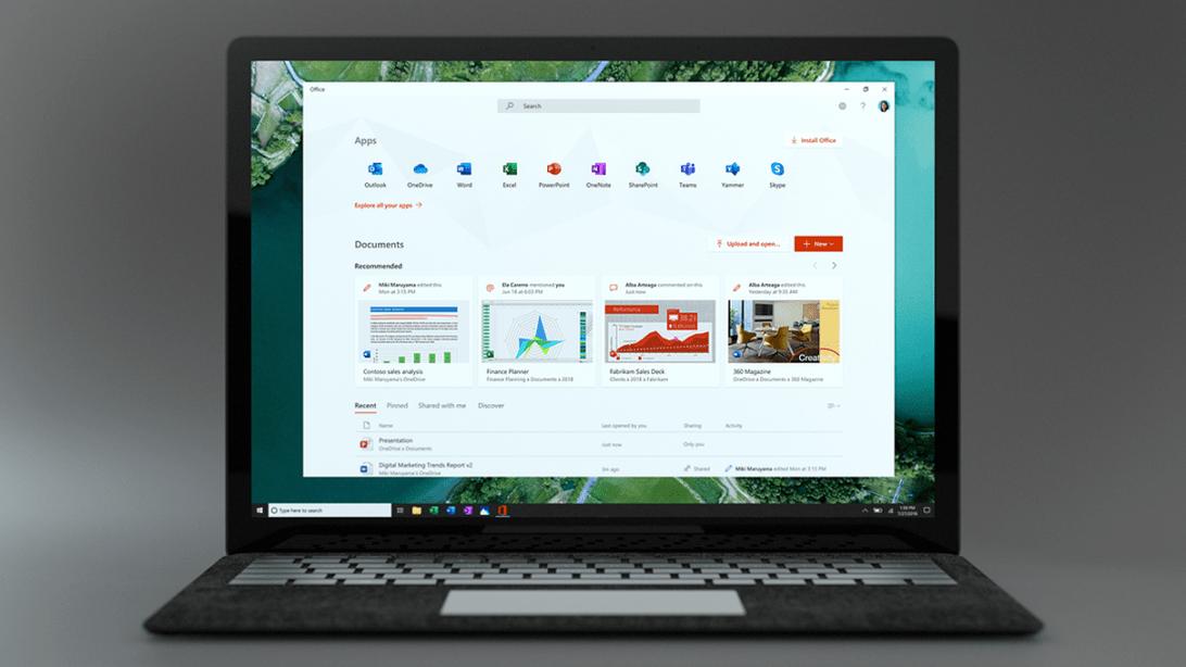 新的 Microsoft Office 推出:何时获得、定价和重大变化