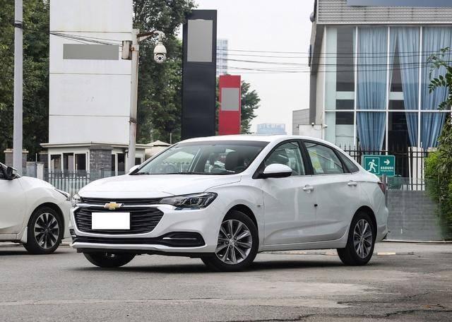 2022款雪佛兰科鲁泽上市,取消手动挡车型,11.19万元起售