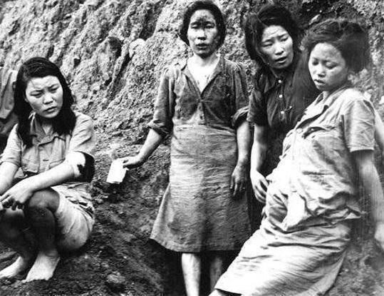 慰安妇韦绍兰:24岁被凌辱3个月,被迫生下日军儿子,如今怎样?