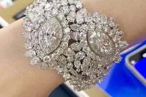 女生最愛的梵克雅寶推出新款了,既是項鍊又是表