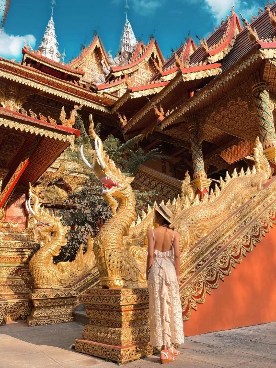 去西双版纳吗?一口 吻能逛完东南亚的那种