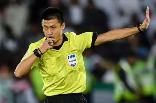 中国裁判强心剂? 傅明入围东京奥运足球裁判名单