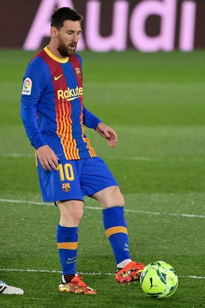 梅西退役能成历史第一射手吗?他目前排第四,赛季进球欧洲第二!