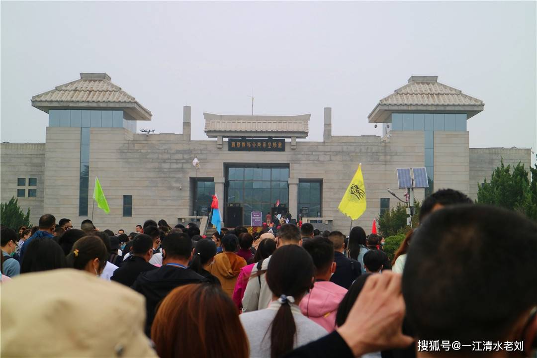 参观秦始皇兵马俑,感受中国古代辉煌文明的气息