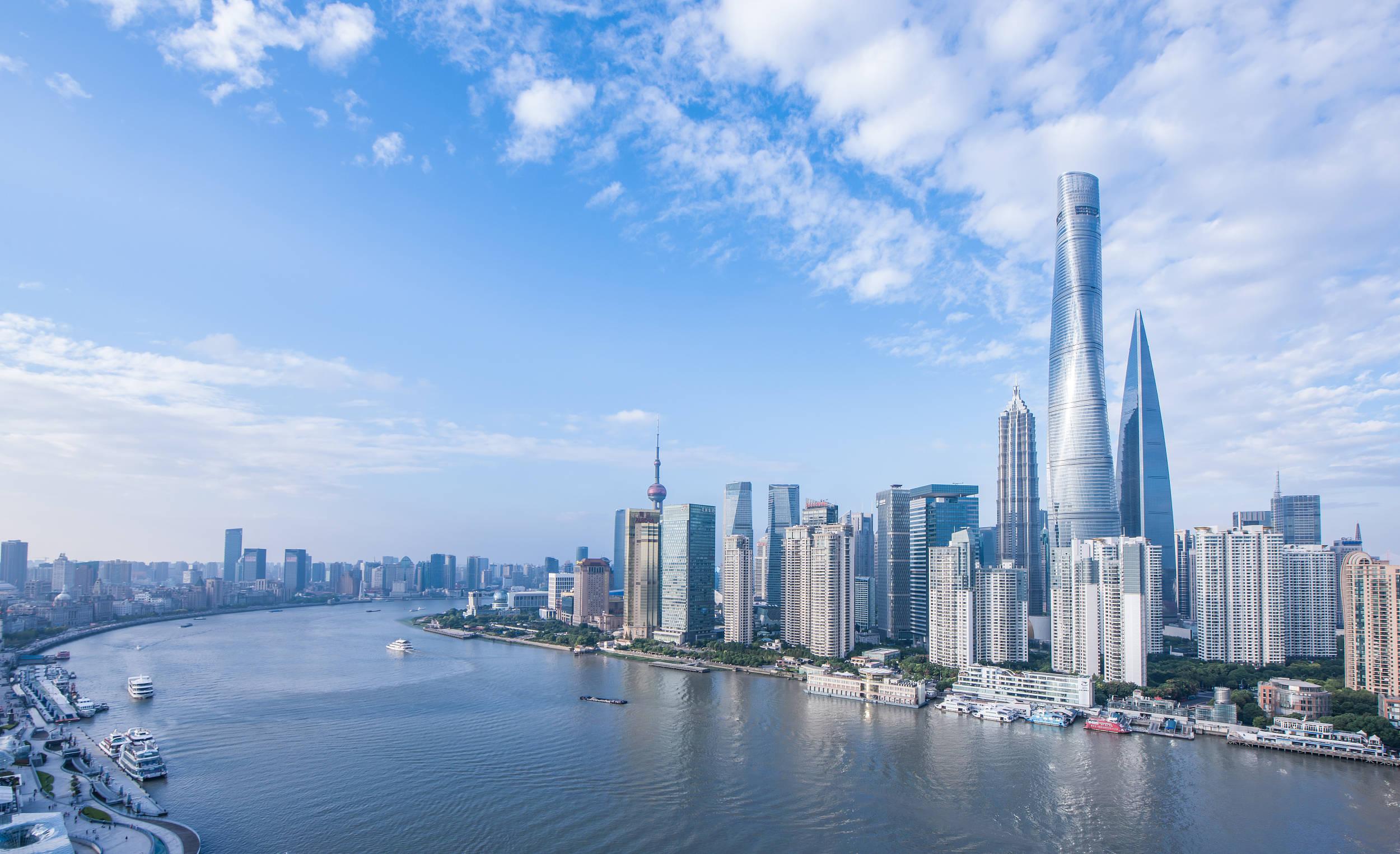 互联网亲吻上海:在互联网下半场,上海是主战场