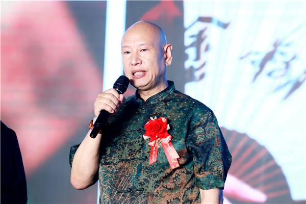 著名曲艺艺术家杨永恩收徒仪式在京举行