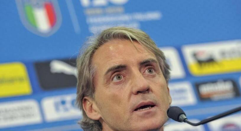 曼奇尼:大赛首战总是非常困难 希望意大利进决赛