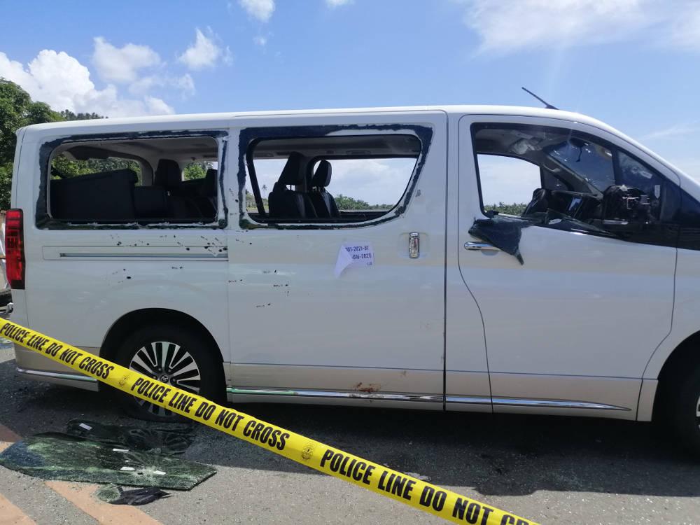 菲律宾国家警察局长:7名警察在甲描育市长被杀事件中被限制拘留