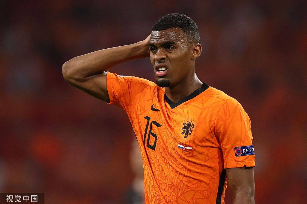 将来可期!荷兰妖童演欧洲杯首秀 门将都能当他老爸_KU游官网