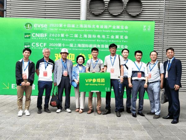 充电桩新风口,各路企业纷纷抢滩8月上海充电设施展