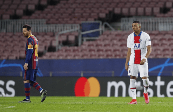 西媒:巴黎若签梅西将致姆巴佩离队 皇马正等时机