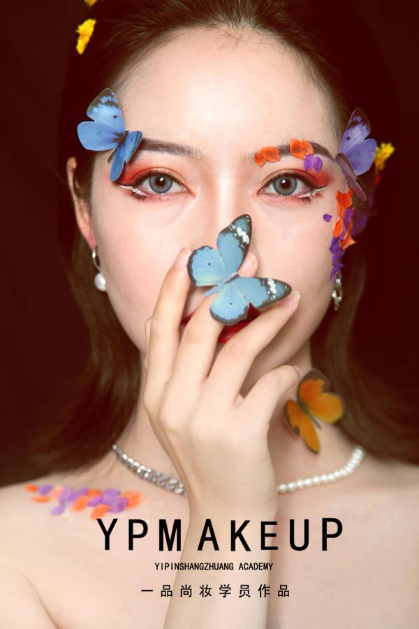 郑州学化妆,化妆师就业前景分析