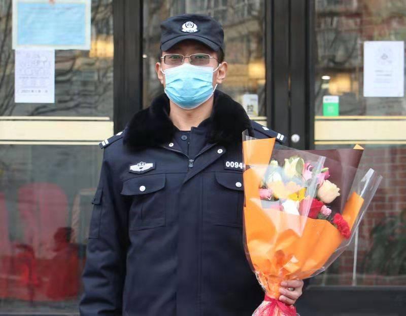 民警李鸿涛:为了那庄严的承诺