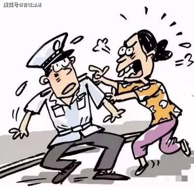 无证驾驶无牌照摩托车还阻碍执行职务,一女子被行政拘留