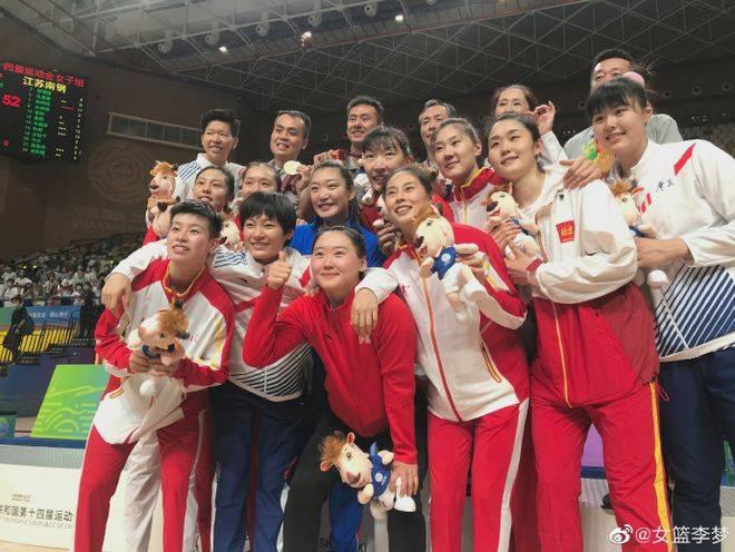 李梦晒全运会金牌:完成任务! 接下来向亚洲杯出发