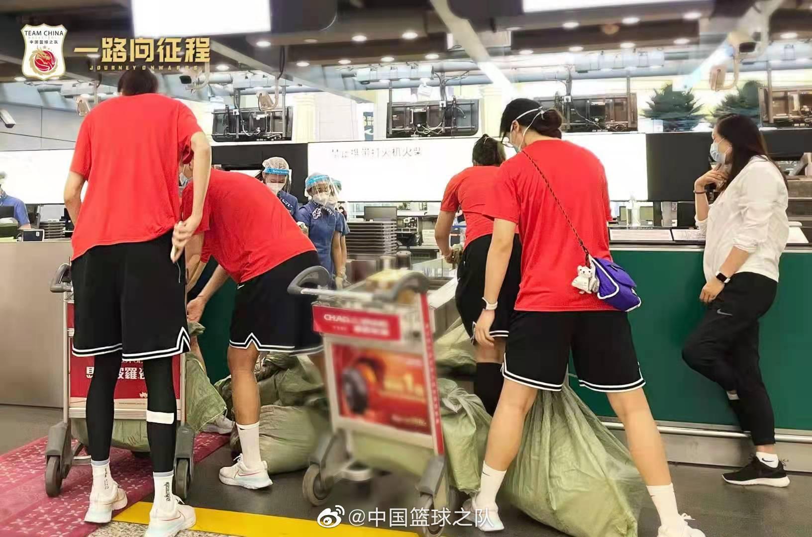 中国女篮时隔十年再冲亚洲杯冠军 9月27日迎首战