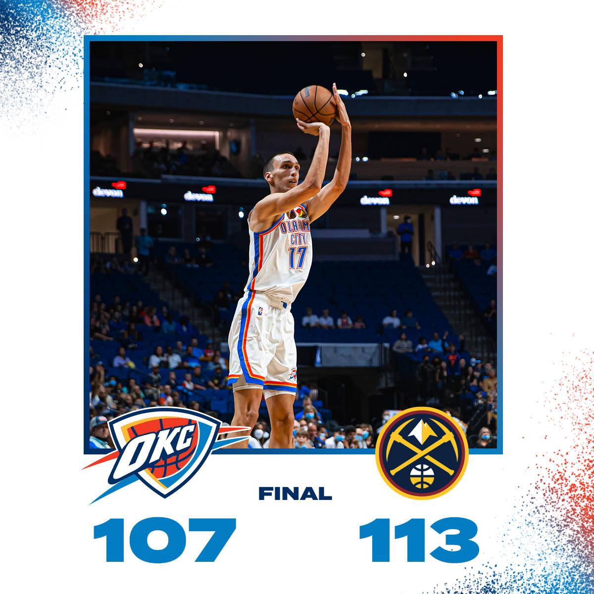 北京时间10月15日,NBA季前赛继续激战,其中丹佛掘金加时