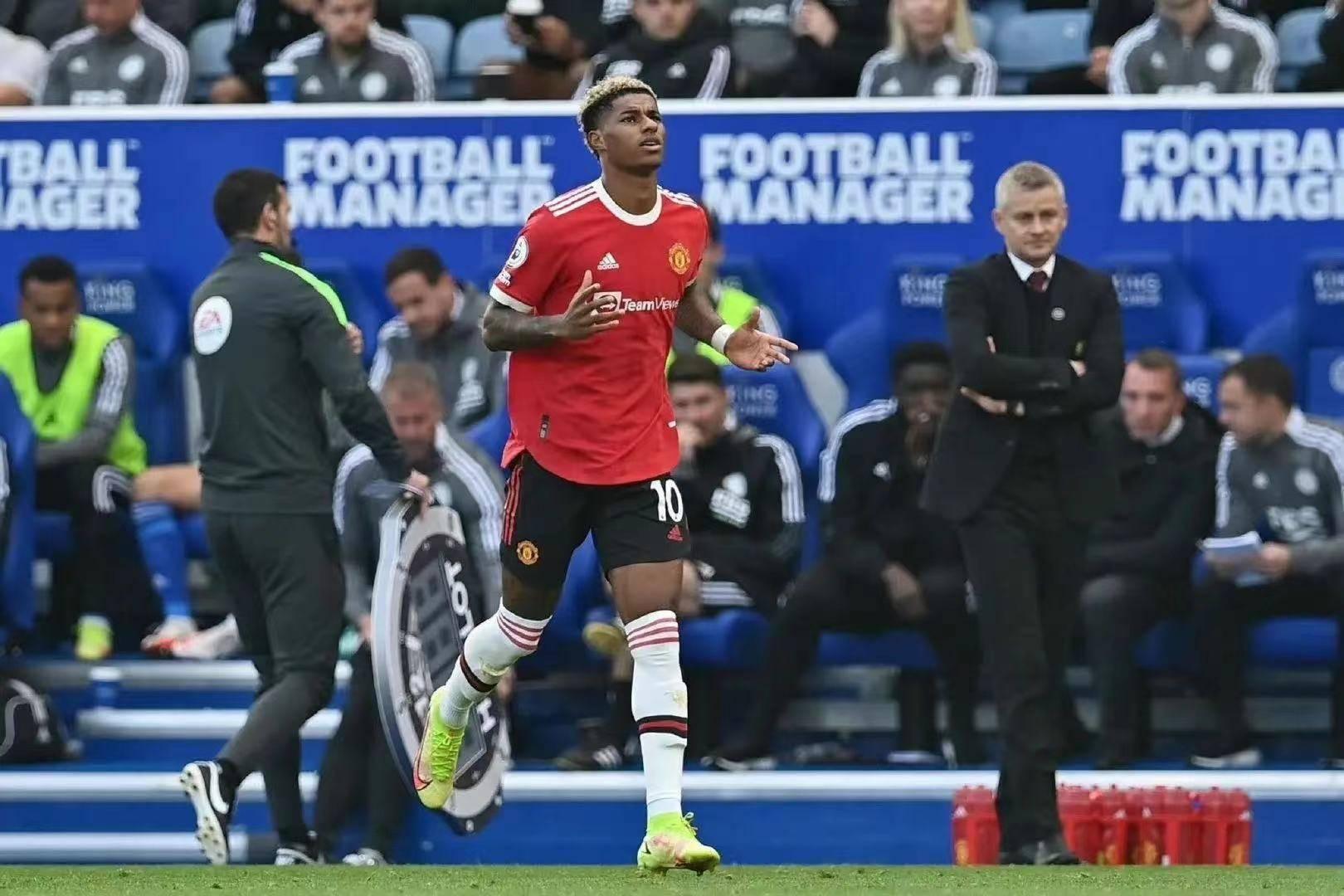 索帅下课赔率升至英超第2 曼联球迷:换个优秀的教练