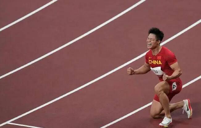 广东省奖励奥运成绩突出运动员 苏炳添全红婵等及其教练员记大功